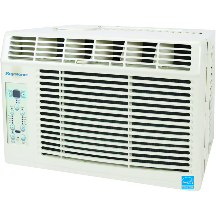 Energy Star 5,000 BTU 115-Volt Window-Mounted Air Conditioner with
