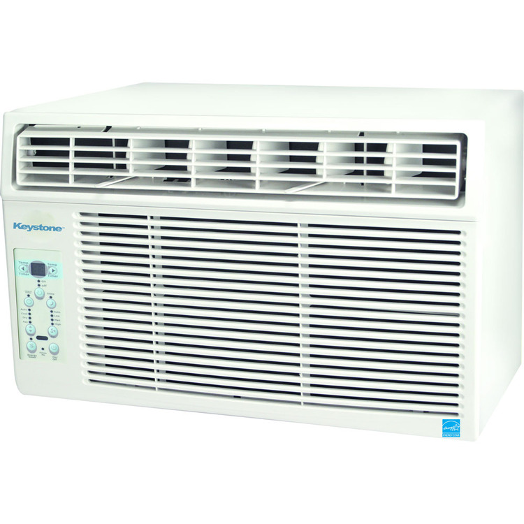 Energy Star 12,000 BTU 115-Volt Window-Mounted Air Conditioner with