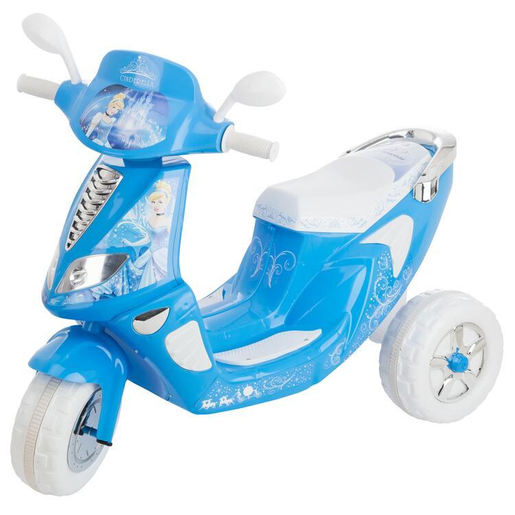 Cinderella 6V Scooter