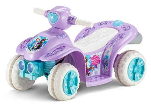 Frozen  6V Toddler Quad
