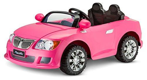 Cool Car 12V  Pink