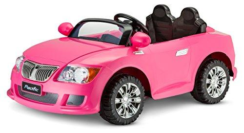 KidTrax Cool Car 12V  Pink Bicycle