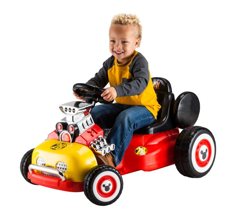Mickey Mouse Mickey Mouse Roadster Racer Go Cart Bicycle