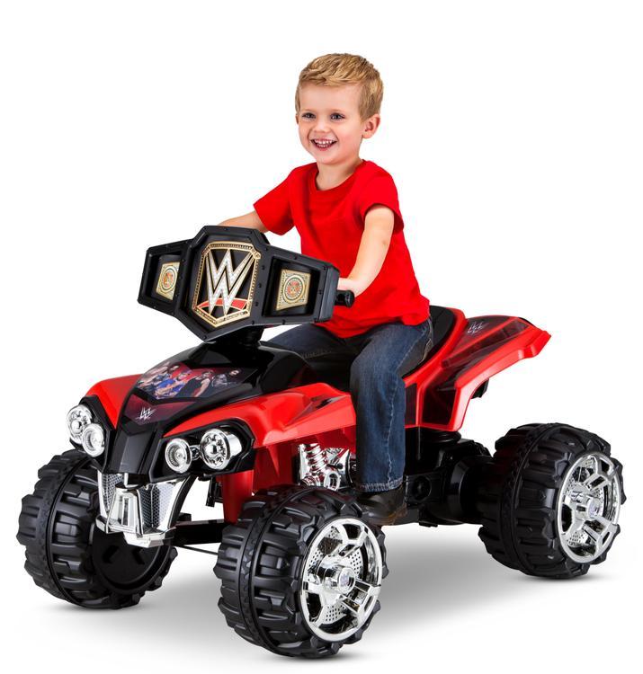 WWE WWE 12V Quad Bicycle