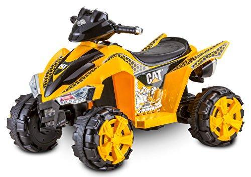 CAT Power ATV 6V Quad