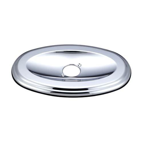 Kingston Brass Designer Trimscape KT138A1 Oval Shower Face Plate