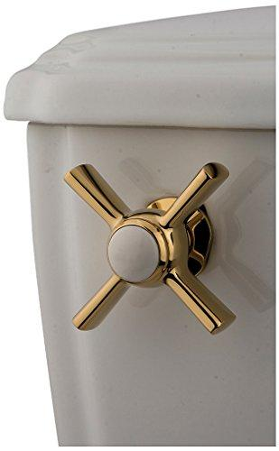 Kingston Brass Millennium Tank Lever, Polished Brass
