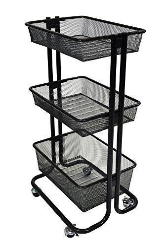 Luxor Home Storage Cart
