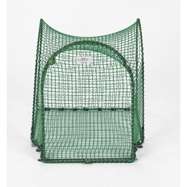 Single T-Connect Unit Outdoor Cat Enclosure