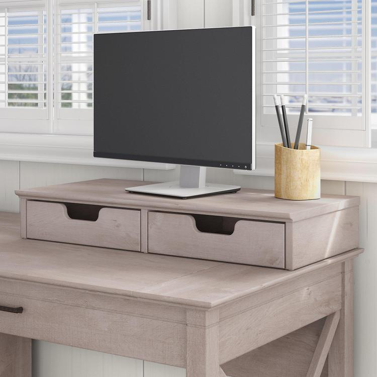 Key West Collection Desktop Organizer With Drawers