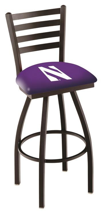 Northwestern Bar Stool