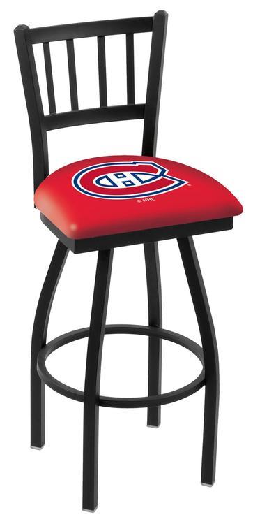 Montreal Canadiens Bar Stool