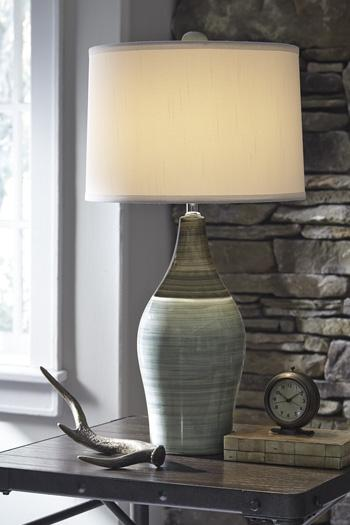 Niobe Ceramic Table Lamp
