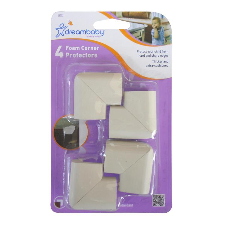 Foam Corner Protectors 4 Pk