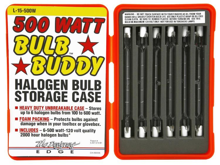L15Sw Bulb Buddy 500W 6Ct