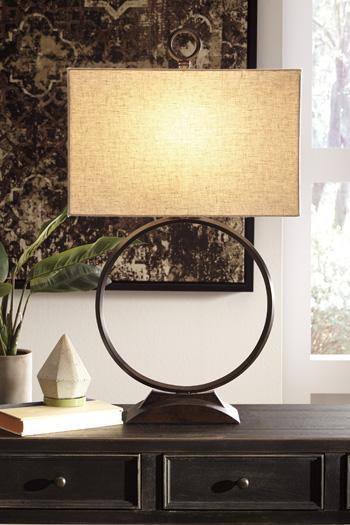 Fayth Metal Table Lamp