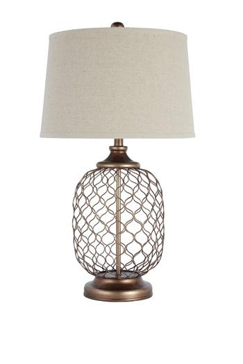 Sanzia Metal Table Lamp