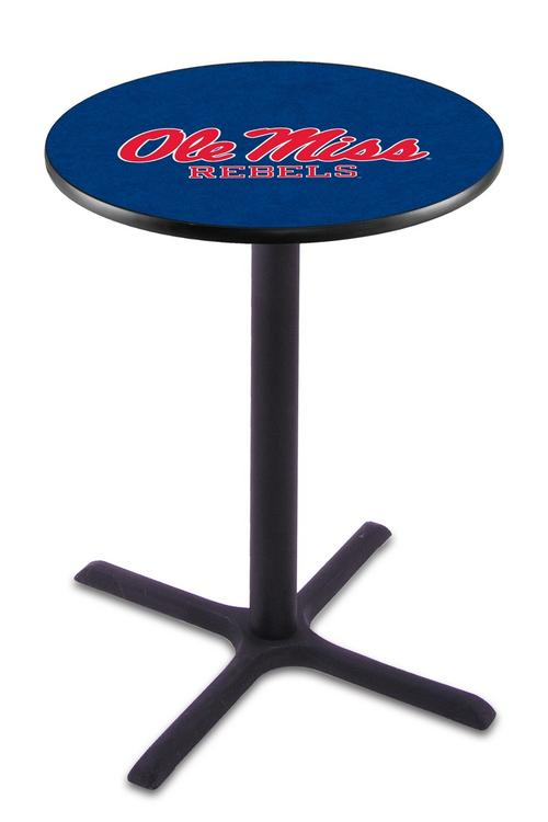 Ole' Miss Pub Table