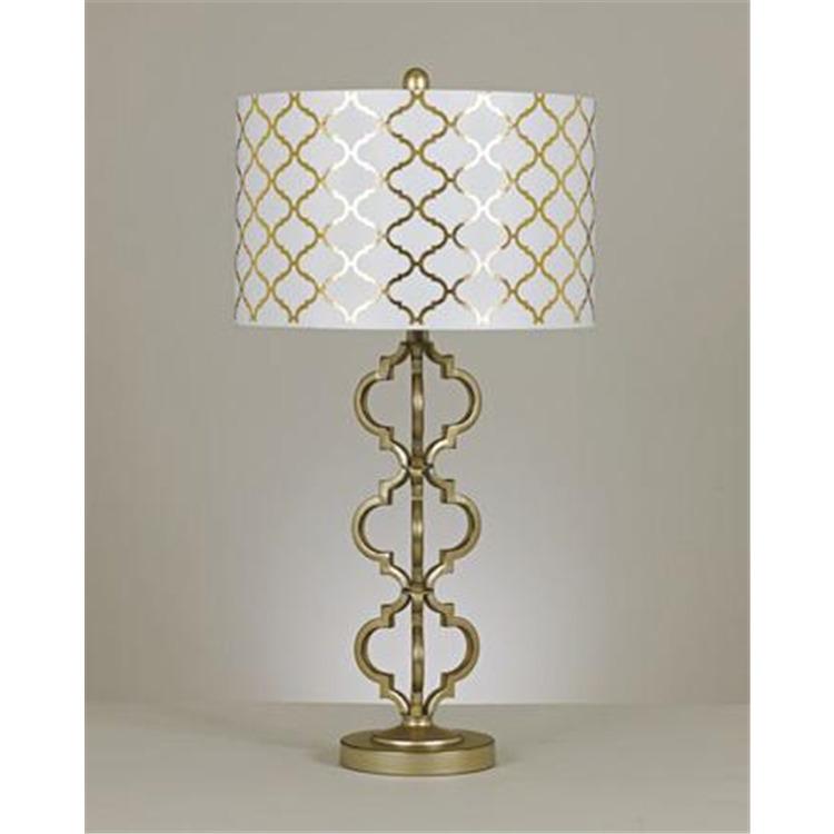Razailia Metal Table Lamp