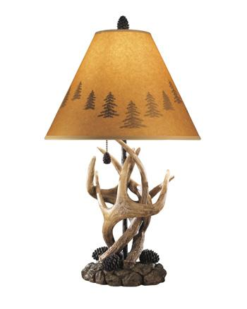 Derek Poly Table Lamp