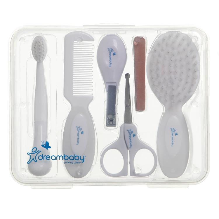 Essential Grooming Kit - 10 Piece - White