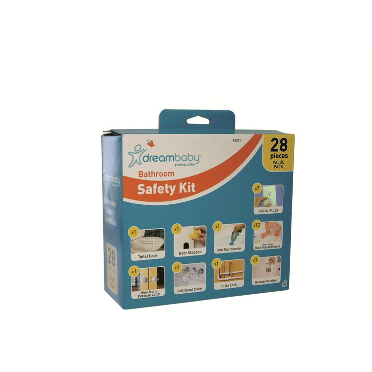 Bathroom Safety Value Kit - 28 pieces - [L7021]