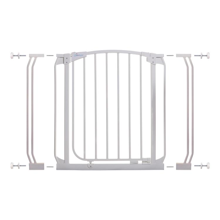 Dreambaby Chelsea Auto Close Stay Open Security Gate With Two 3.5