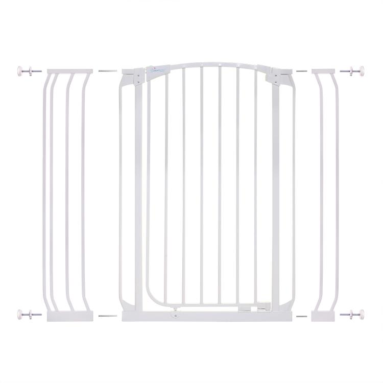 Dreambaby Chelsea Tall Auto Close Stay Open Gate With 1 X 3.5