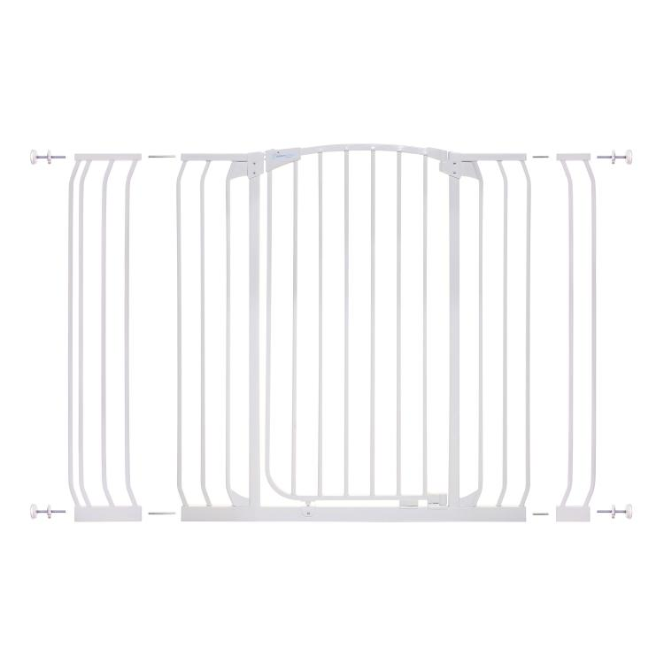Dreambaby Chelsea Tall Hallway Auto Close Stay Open Gate With 1 X 3.5