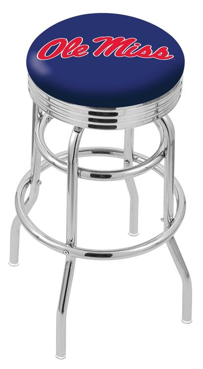 Ole' Miss Bar Stool