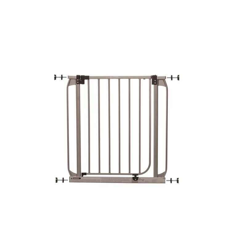 Dreambaby Dawson Swing Close Security Gate - Silver