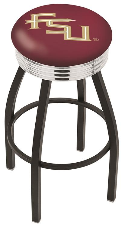 Florida State (Script) Bar Stool