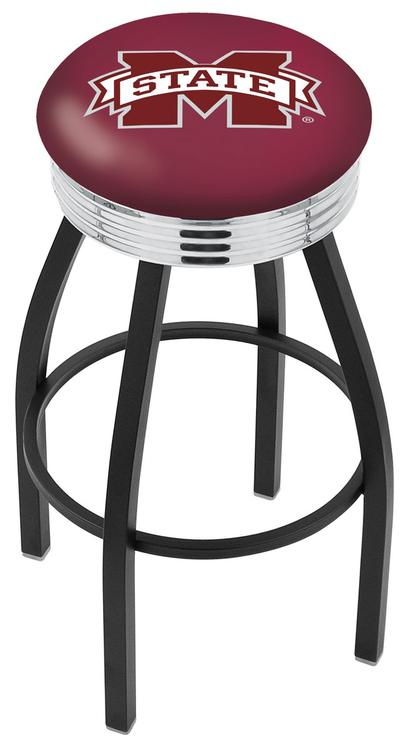 Mississippi State Bar Stool