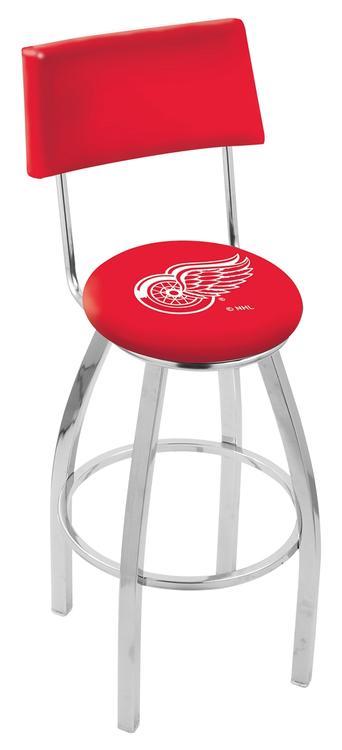Detroit Red Wings Bar Stool