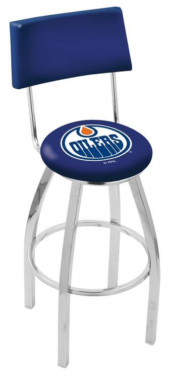 Edmonton Oilers Bar Stool