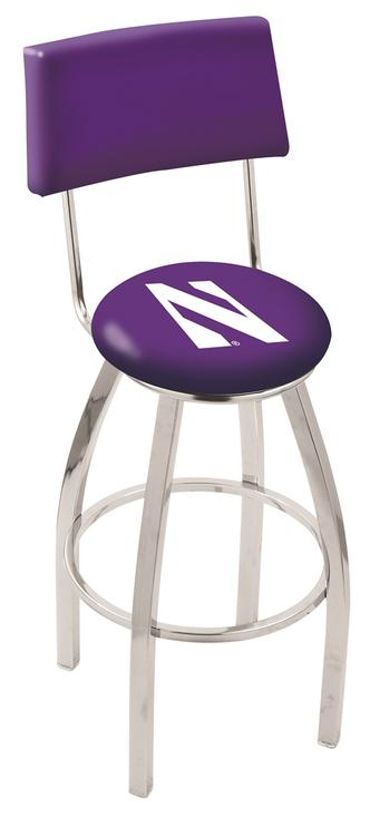 Northwestern Bar Stool