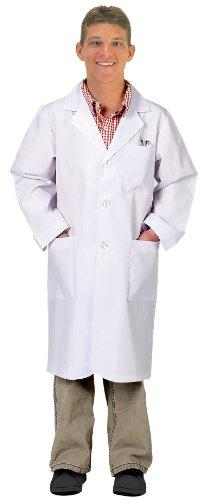Adult Lab Coat, 3/4 Length, size LRG