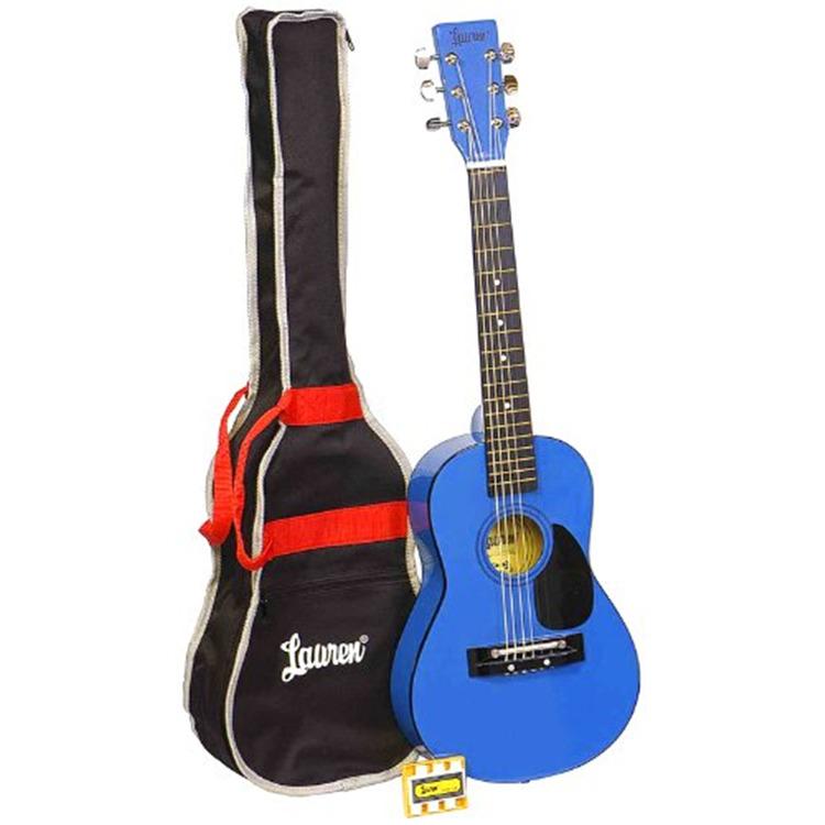 30in. Guitar Package Met. Blue