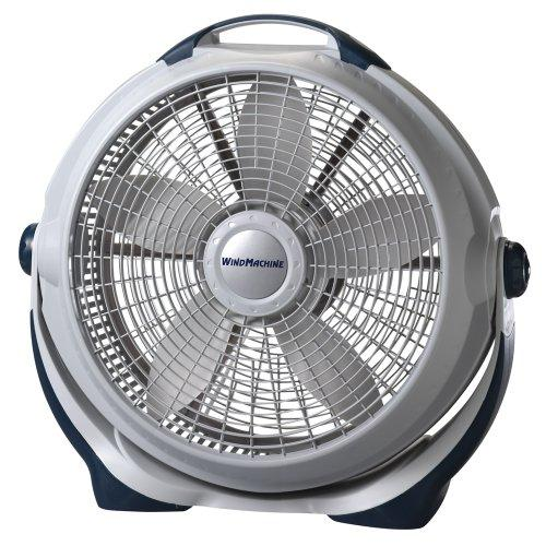 Lasko 20 In. Wind Machine Floor Fan