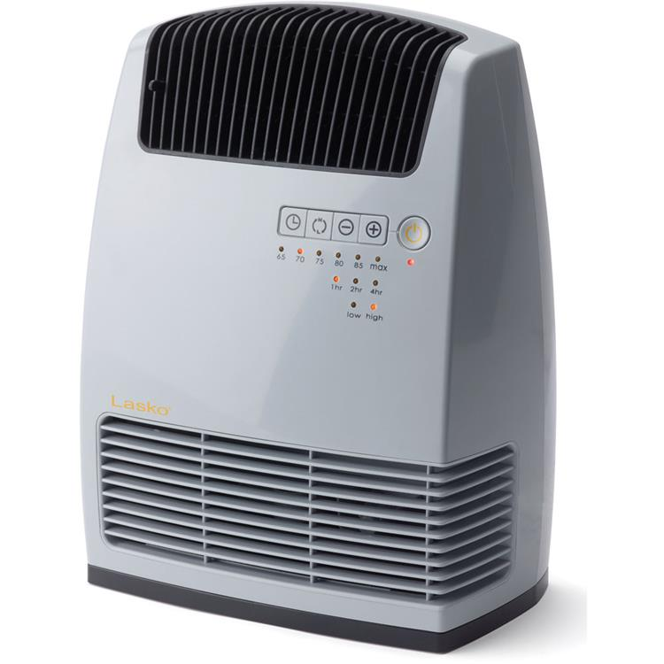 Lasko Electronic Ceramic Heater with Warm Air Motion Technology