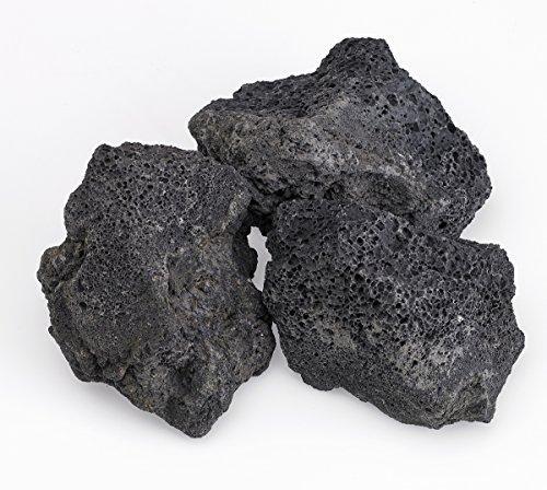 XXL Black Lava Rock (4