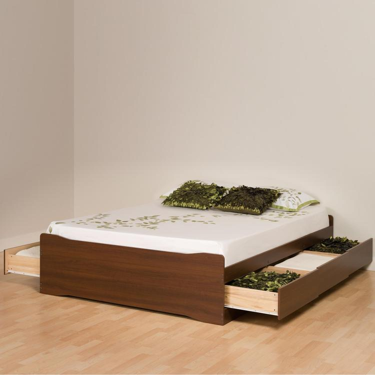 Coal Harbor Mate's Platform Storage Bed With 6 Drawers