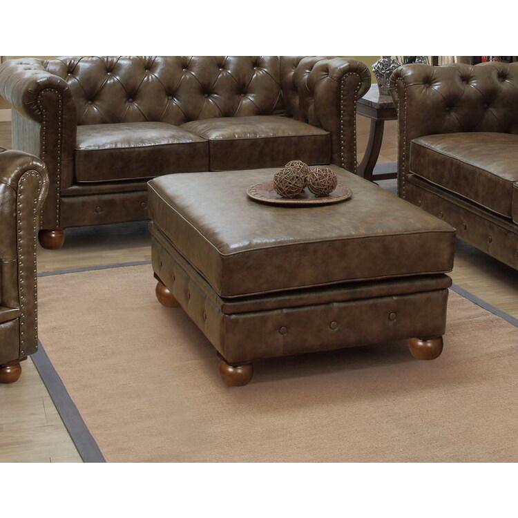 Winston1060 Vintage Ottoman