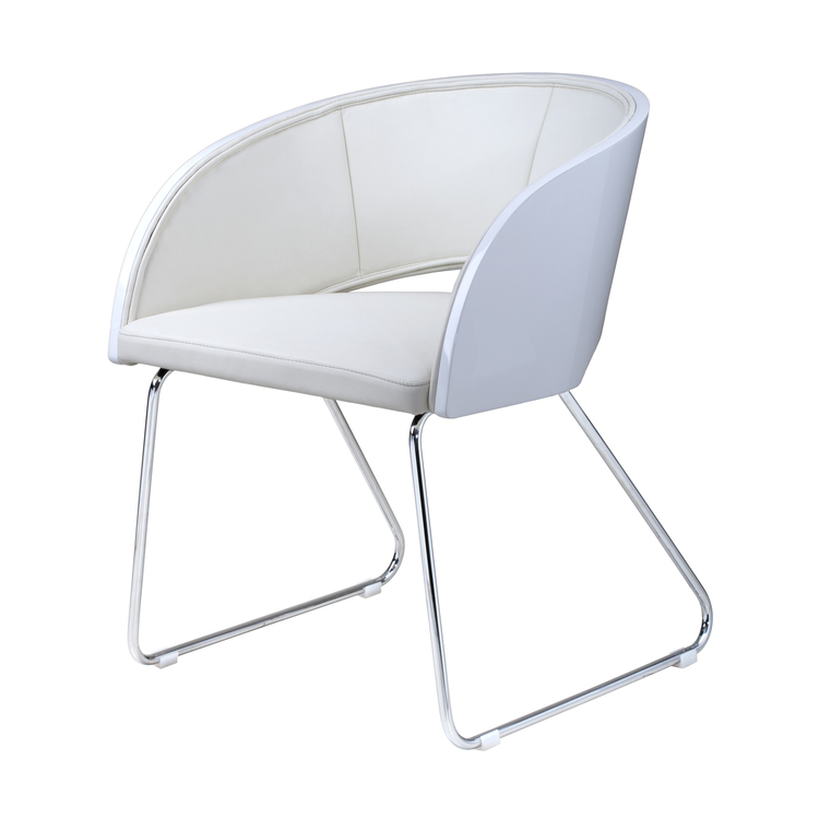 Alpha Modern Club Chair