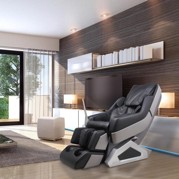 Dynamic Manhattan Edition 2 Stage Zero Gravity Massage Chair