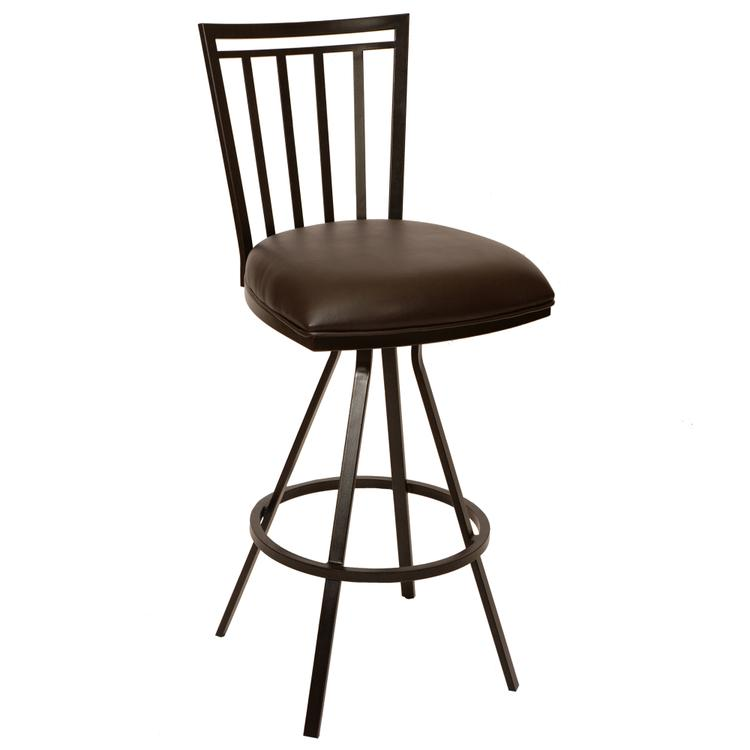Armen Living Aidan Transitional Barstool