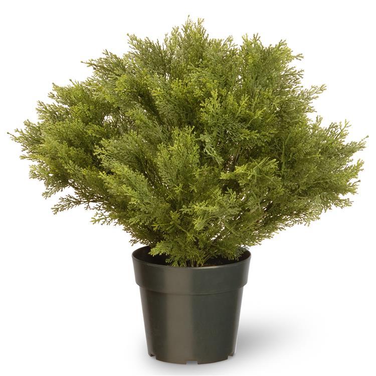 National Tree Artificial Globe Juniper
