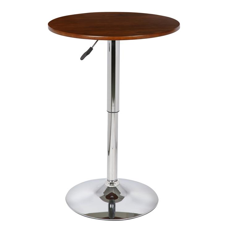 Armen Living Bentley Adjustable Pub Table
