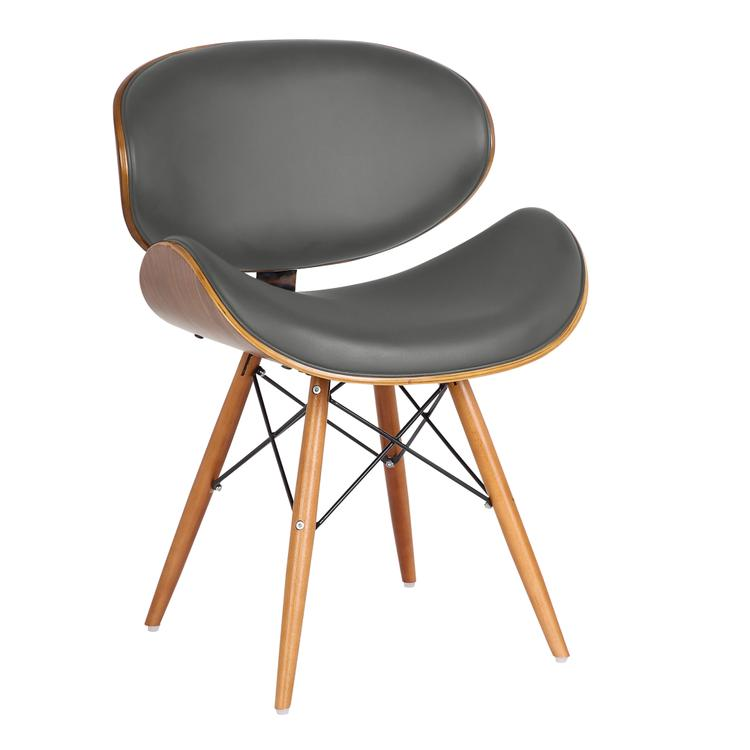 Armen Living Cassie Mid-Century Dining Chair