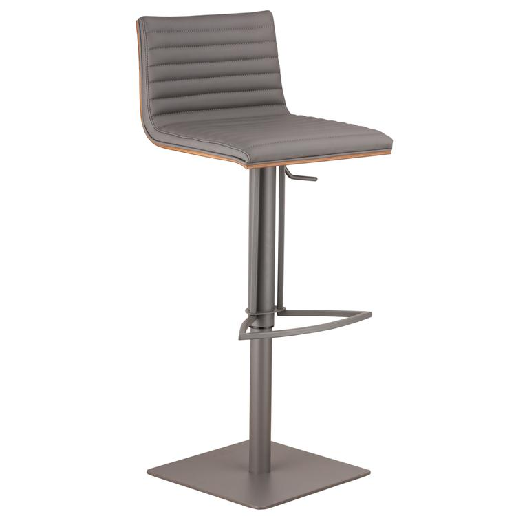 Armen Living Café Adjustable Barstool
